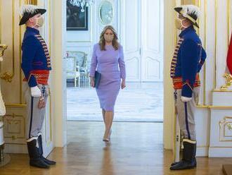 Prezidentka SR odcestuje vo štvrtok ráno na oficiálnu návštevu Slovinska