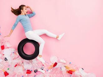 Budúcnosť bude patriť pneumatikám zPET fliaš
