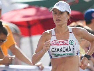 Czaková sa opäť priblížila k medaile. Diskvalifikovali jej ďalšiu súperku