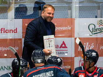Třinec získaval body iba so Slovanom. Döme: Spravili sme obrovské chyby