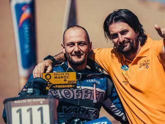 Na Rely Dakar sa kvalifikoval ďalší Slovák. Bude pretekať na štvorkolke