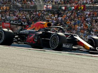 Dôležitý krok k titulu? Verstappen ovládol Veľkú cenu USA