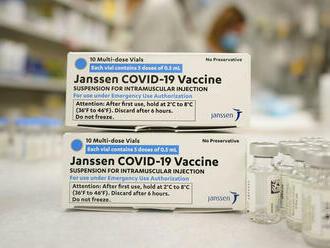 Vakcínu firmy J&J je lepšie posilniť Pfizerom či Modernou, uvádza nová štúdia