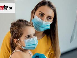 Od stredy je možné prihlásiť na očkovanie proti KORONAVÍRUSU deti od 5 do 11 rokov