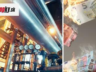 Vysoké ceny plynu uviedli známu slovenskú fabriku do komatózneho stavu: Riaditeľ kritizuje, škody budú vysoké!
