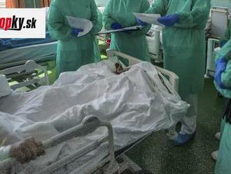 KORONAVÍRUS Na Slovensku odhalili vyše 1800 prípadov nákazy: Pribudlo 19 obetí