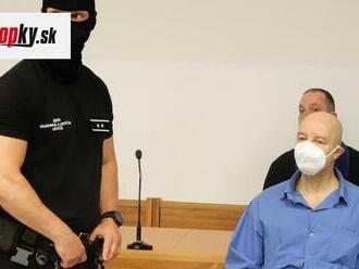Pokračuje pojednávanie v kauze prípravy vraždy Sylvie Klaus-Volzovej: Černák si skutok vymyslel, tvrdí Kromka