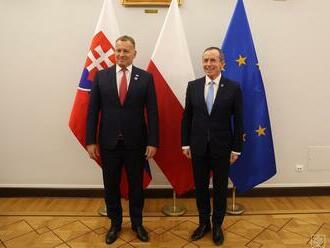 Boris Kollár sa stretol s poľským prezidentom a ďalšími dôležitými predstaviteľmi: Vážne témy