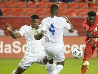 Americká výstavná skriňa futbalu: Sergino Dest a Alphonso Davies strelili za svoje reprezentácie krásne góly!