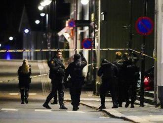 Šokujúci útok v Nórsku: Muž s lukom a šípmi zabil najmenej štyroch ľudí
