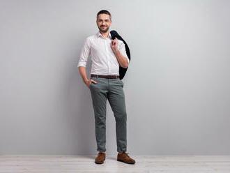 Typy pánskych nohavíc: Ktoré sú pre vás najlepšie?