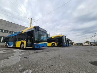 Dobrá správa pre Košičanov: Mesto má prvé nové autobusy s klimatizáciou