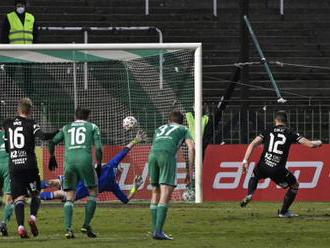 21. kolo: Plzeň vyhrála v Brně, remíza Bohemians s Budějovicemi