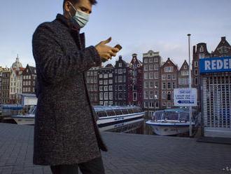 Holandsko predĺžilo do 15. marca zákaz nočného vychádzania