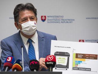 Budaj zvýši znečisťovateľom ovzdušia poplatky za emisie