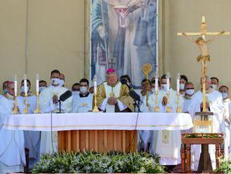 Biskup Viliam Judák na Popolcovú stredu: Nepremárnime 40 dní pôstu