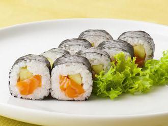 """Zaraďte sushi do vášho """"štíhleho plánu"""""""