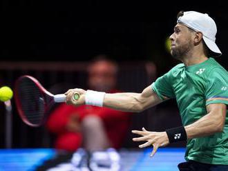 Albot postúpil do 2. kola na turnaji ATP v Singapure