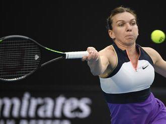 Halepová sa odhlásila z turnaja WTA v Dauhe