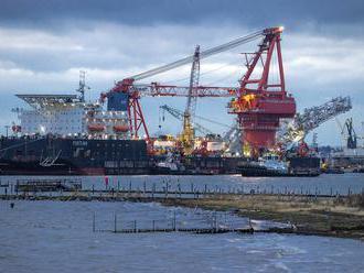 USA zaviedli nové sankcie proti lodi Fortuna, ktorá sa podieľa na dostavbe plynovodu Nord Stream 2