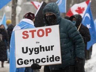 Kanadský parlament označil zaobchádzanie Číny s Ujgurmi za genocídu