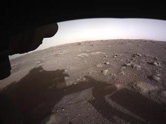 NASA zverejnila prvé zvuky z povrchu Marsu