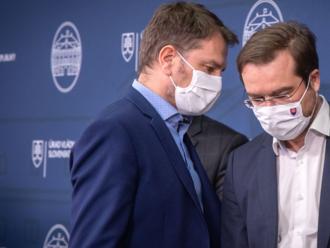 Newsfilter: Premiér sa konečne poriadne zľakol, nie však epidémie