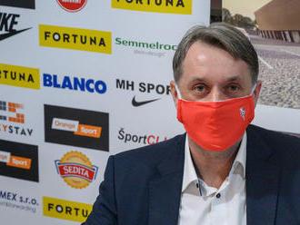 Tréner Serede si zobral voľno, klub dočasne povedie jeho asistent