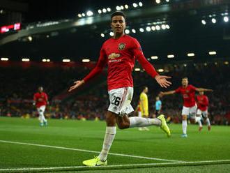 Manchester United si poistil služby mladého útočníka. Podľa trénera má veľký potenciál
