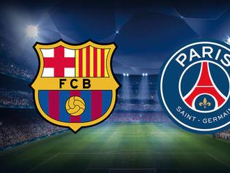 ONLINE: FC Barcelona - Paríž St. Germain