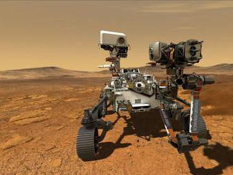 Nájde Percy život na Marse?