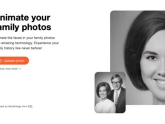 Stránka MyHeritage dokáže 'oživiť' zosnulých z obyčajnej fotografie