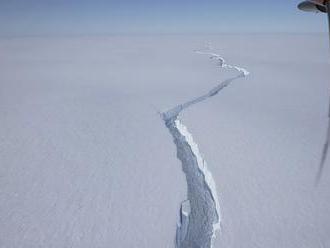 Od Antarktídy sa odtrhol ľadovec veľký ako Nízke Tatry
