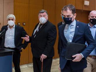 Krčméry a Čekan prezradili, o čom chcú hovoriť s premiérom