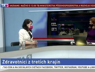 J. Bittó Cigániková: Je problém dostať lekárov do našich nemocníc