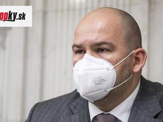 Poslanec Sme rodina Pčolinský má KORONAVÍRUS: Druhýkrát za dva mesiace! Priebeh je horší