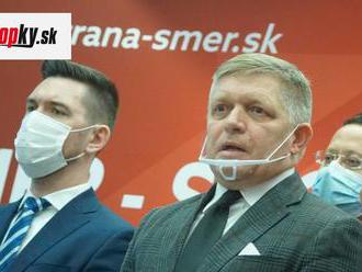VIDEO Fico o Matovičovi: Premiér je blázon mimo zmyslov, Rusko o vakcínu oficiálne nepožiadal
