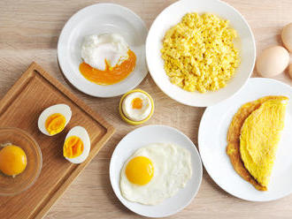 Milujete vajcia? Poradíme vám, ktorý spôsob spracovania je najzdravší