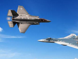 Súboj najlepších stíhačiek sveta: Je lepší ruský stroj Su-57 alebo americký F-35?