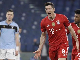 Liga majstrov: Obhajca titulu Bayern v osemfinále vyhral v Ríme
