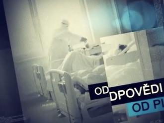 """Cyklus """"Odpovědi od plic"""" vznikl ve spolupráci Karlovarské krajské nemocnice a HZS Karlovarskéhokra"""