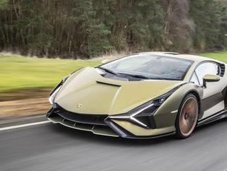 The Lamborghini Sian is a V12 Hybrid beacon of hope video     - Roadshow