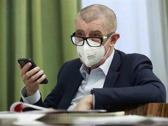 Babiš telefonoval s americkým ministrem zahraničí Blinkenem. Kromě pandemie mluvili o NATO i 5G sítí