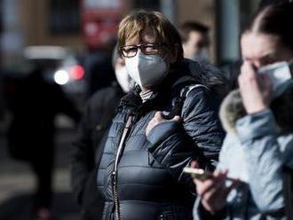 V Česku se od začátku epidemie nakazilo přes 1,3 milionu. 100 tisíc přibylo za osm dní