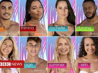 Love Island: South Africa's reality show is 'too white'