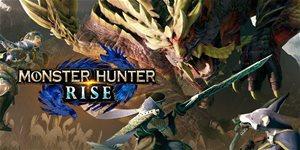 Monster Hunter Rise       Monštrá vtrhli na Nintendo Switch