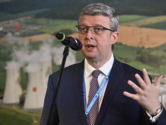 Havlíček: Možné zapojení Ruska do Vrbětic může ovlivnit tendr na Dukovany
