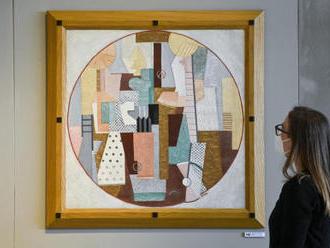Aukce dnes nabídne obraz malířky Toyen Cirkus za 23 miliony