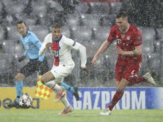 Obhájce trofeje Bayern se pokusí odvrátit vyřazení z Ligy mistrů