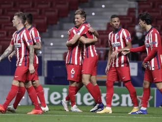 Vedoucí Atlético zvýšilo náskok v čele, Sevilla se přiblížila LM
